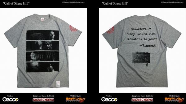 Tシャツ サイレントヒル: コール・オブ・サイレントヒル