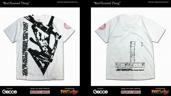 Tシャツ サイレントヒル2: レッドピラミッドシング