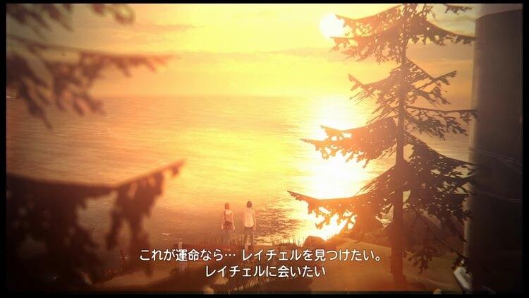 Life Is Strange(ライフ イズ ストレンジ) マックス&クロエ