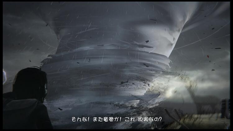 Life Is Strange(ライフ イズ ストレンジ) 竜巻