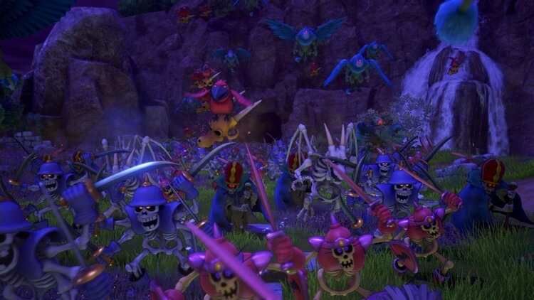 ドラゴンクエスト11 魔物の群れ