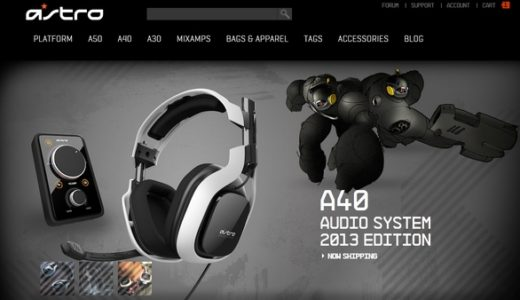 Astro Gaming A40 Audio System 購入レビュー