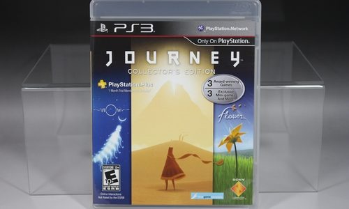 Journey Collector's Edition:購入レビュー