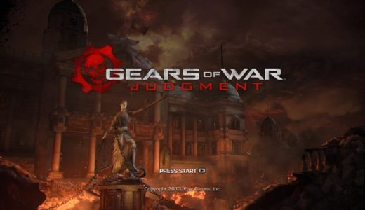 【Gears of War: Judgment】機密情報開示:クリアレビューを投稿せよ