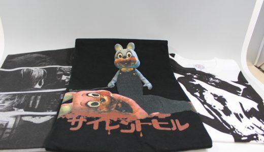 人気沸騰!? Gecco x 豆魚雷 サイレントヒル Tシャツ & iPhoneケース