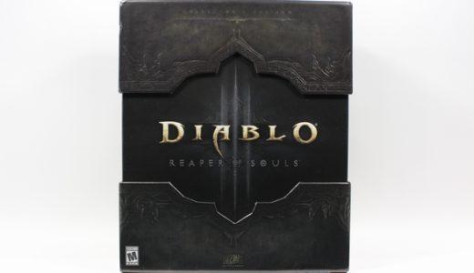 【Diablo III: Reaper of Souls】Collector's Edition 購入
