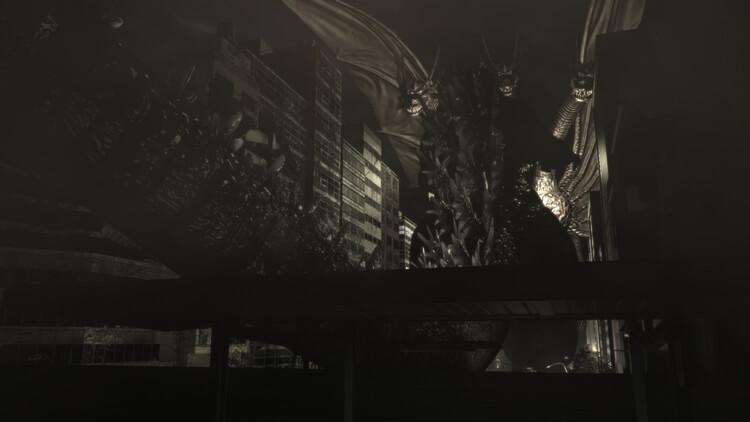 巨影都市 ゴジラ vs キングギドラ