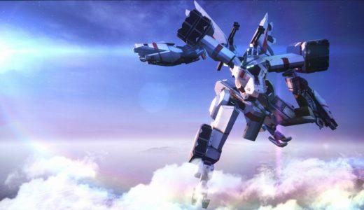 【プロジェクト・ニンバス:CODE MIRAI】評価・レビュー PS4でリマスターされた爽快なハイスピード・メカアクション