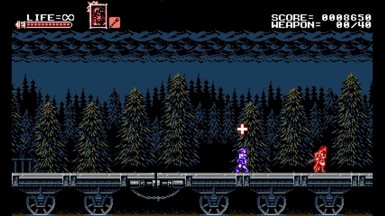 Bloodstained 仲間に加えない