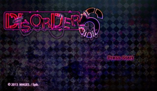 【DISORDER6】評価・レビュー ※ネタバレ注意