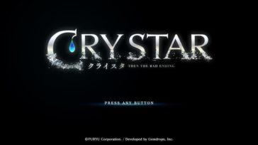 【CRYSTAR(クライスタ)】評価・レビュー 美少女が泣いて戦うアクションRPG