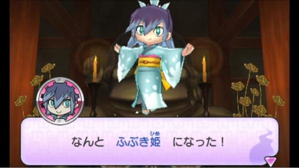 妖怪ウォッチ ふぶき姫