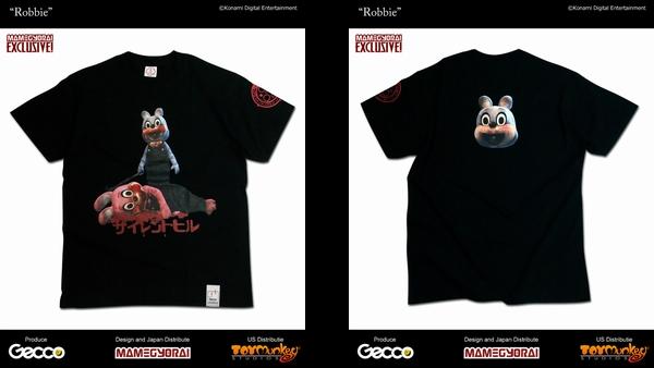 Tシャツ サイレントヒル3: ロビー