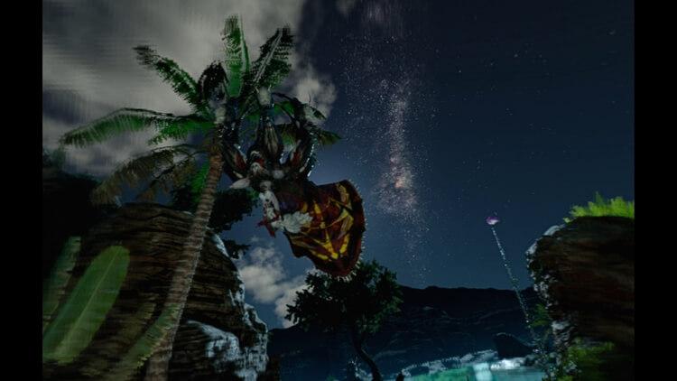 MONSTER OF THE DEEP: FINAL FANTASY XV 幻想的な釣り場