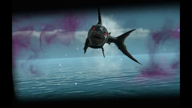 MONSTER OF THE DEEP: FINAL FANTASY XV 襲いかかるシガイ