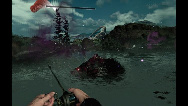 MONSTER OF THE DEEP: FINAL FANTASY XV 釣りによる第二ラウンド