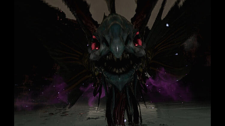 MONSTER OF THE DEEP: FINAL FANTASY XV 巨大なシガイ