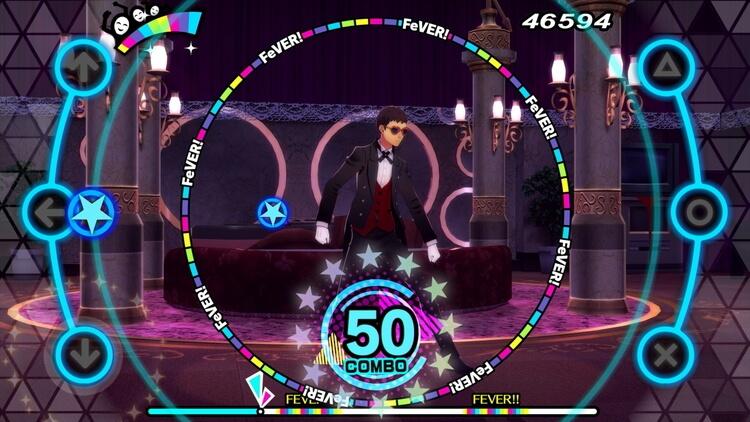 P3D DANCING:真田