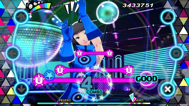 P3D DANCING:エリザベス