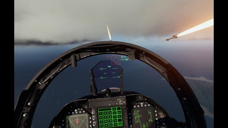 エースコンバット7 VRモード 空中戦