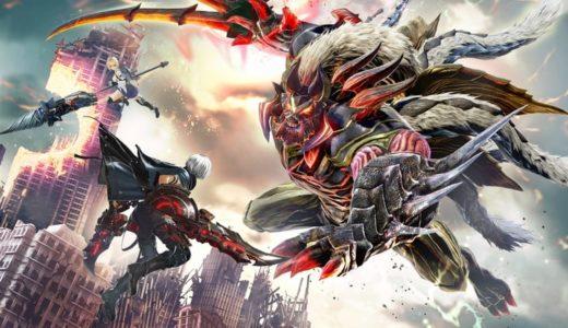 【ゴッドイーター3 | PS4】評価・レビュー 再構築された全く新しいGEシリーズ