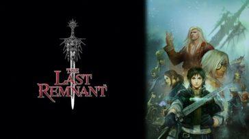 【ラストレムナント リマスタード | PS4】評価・レビュー 奥深いシステムで挑む超高難易度RPG