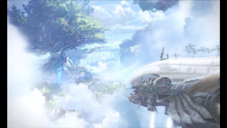 世界樹の迷宮X プロローグ